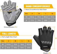 HOMPO <b>Bike Gloves Cycling Gloves Half Finger</b> for Men Women ...