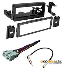 cadillac 1999 2002 escalade car stereo dash install mounting kit cadillac 1999 2002 escalade car stereo dash install mounting kit wire harness radio