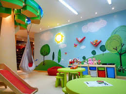 kids design room paint wall ideas decoration painting for best picture of