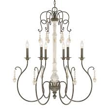 french country lighting fixtures. 6 Light Chandelier French Country Lighting Fixtures N