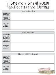 writing introductions for writing hooks middle school sample argument essays mesa community college