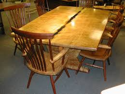 choosing wood for furniture. Figured Maple And Bubinga Dining Set Choosing Wood For Furniture O