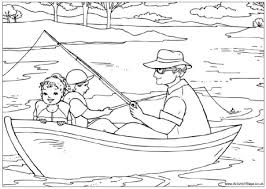 Small Picture Top 92 Fishing Coloring Pages Free Coloring Page