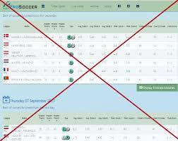 Prosoccer прогнозы на футбол