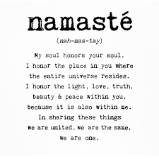 Pin by Vivleto on Pilot Man | Namaste meaning, Namaste, Quotes that
