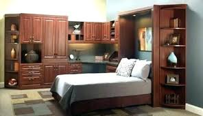 office murphy bed. Murphy Bed Office Desk With Luxury Storage Design .