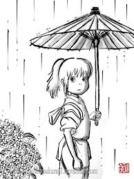 spirited away coloring pages. Perfect Coloring Spirited Away Coloring Pages  Free Coloring  Kids Pages Intended Spirited Away I