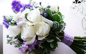 beautiful white rose flower bouquet wallpapers images
