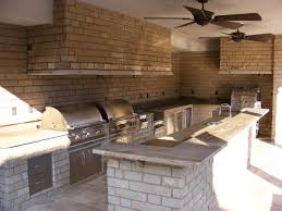 Outdoor Kitchen And Grills Amazing Outstanding Outdoor Kitchen Island Designs With Grill And