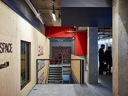 Youtube office space Entertainment Youtube Space London Allford Hall Monaghan Morris Youtube Space London Ahmm Allford Hall Monaghan Morris