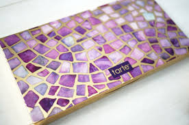 tarte makeup palette. tarte cosmetics miracles from the amazon collection makeup palette
