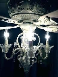 crystal chandelier ceiling fan. Crystal Ceiling Chandelier Fan Light Kit Candelabra For Medium Size . 6