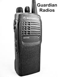 motorola uhf radio. mint motorola ht750 uhf 4ch radio w/accessories uhf