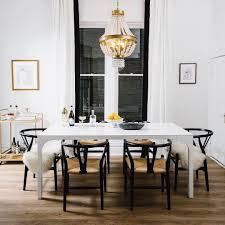 Date Night With Our Aqua Virgo Dining Table Home Decor Cb2
