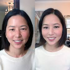 asian woman makeover flawless
