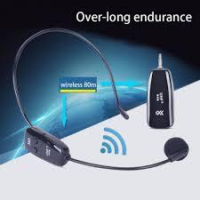 Micro không dây uhf mic ve áo 3.5mm bằng giọng nói khuếch đại chuyên nghiệp  tai nghe mic - Sắp xếp theo liên quan sản phẩm