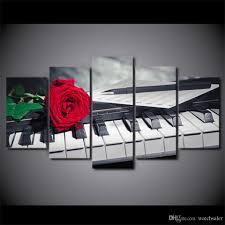 piano framed wall art