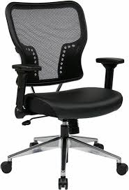 office star chairs. Office Star Mesh Back Chair With Folding Arms [213-E37P91F3] -1 Chairs