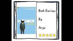 wonder by r j palacio animated book review
