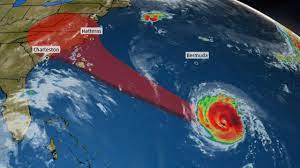 Hurricane, Storm Surge Watch Issued as ...