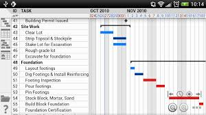 Gantt Chart App Android 46 Accurate Android Gantt Chart App