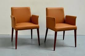 Esszimmer Leder 2x Design Stühle Stuhl Casa Holzen Zugqsmpv