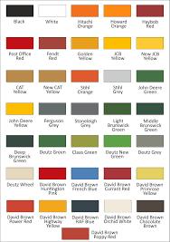 Details About Arcforce Agricoat Tractor Machinery Enamel Paint Choose Colour 1ltr