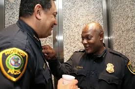 Houston Police Department Organizational Chart Houstons Top Cop Sets Whirlwind Pace During First Six