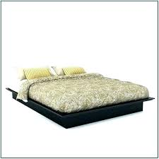 Low Profile Bed Frame Queen High King Platform Ful