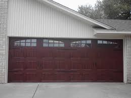 Garage Door amarr garage door reviews photographs : Carriage Style Garage Doors in Austin TX   Cedar Park Overhead ...