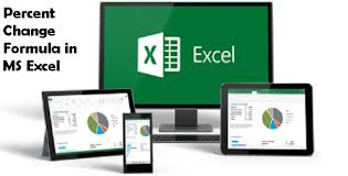 Ms Excel Percent Change Formula In Ms Excel Techsupport