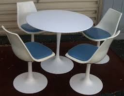 tulip table and chairs. Best Mid Century Modern Tulip Table Brass Lantern Antiques Pic For Saarinen And Chairs Inspiration Ideas N