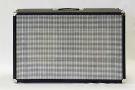 Fender Bandmaster Speaker Cabinet 2x12 Speaker Cabinet Early 60s Fender Blonde Style Speaker
