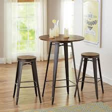 Pub Style Bistro Table Sets Small Bar Table Long Bar Table Dining Room Largesize Sleek Small
