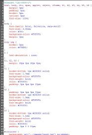 Expression Web And Css Information About Css