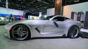 Super Car Unveiled At Detroit Motor Show Bbc News