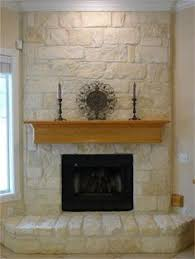 Austin Stone Texas Cream  This Will Be The Material Of My Forever Austin Stone Fireplace