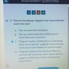 The questions are only for the excerpt. The Text Superman S Secret Identity On Common Lit Correct Answer Brainliest Brainly Com