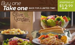deals at olive garden. Olive Garden Deals At E