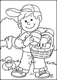 Free Printable Easter Coloring Pages Easter Freebies Between