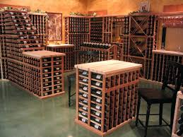 image by wine racks stackable wood home improvement wilson rack furniture cellar traditional with boxes