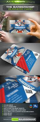 barbershop business cards the barbershop business card by ravi rajcoomar graphicriver