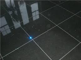 we love the effect that these black glitter quartz tiles create it s like having a