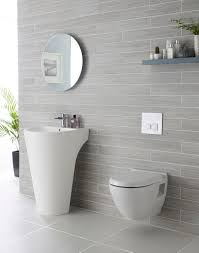 Tiles Bathroom Uk We Adore This White And Grey Bathroom Complete With Lavish Basin