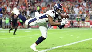Courtland Sutton Shoots Atop Nfl Fantasy Football Waiver