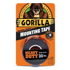 Gorilla <b>Heavy</b> Duty Mounting <b>Tape</b> | Gorilla Glue