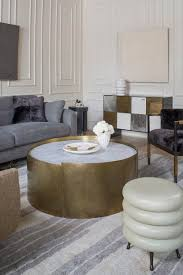 Round Living Room Furniture Coffee Table Amazing Marble And Brass Coffee Table Oval Marble