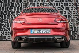 The car is about 3.7 inches (94 mm) it enables the coupé to autonomously steer in order to remain in its lane at speeds between 0 and 124 mph (0 and 200 km/h).19. 2021 Mercedes Benz C Class Coupe Review Trims Specs Price New Interior Features Exterior Design And Specifications Carbuzz