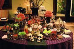 halloween wedding candy bar. Exellent Candy Halloween Inspired Candy Buffet In Wedding Candy Bar Y