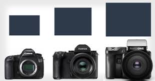This Is How Fujis New Medium Format Sensor Size Stacks Up